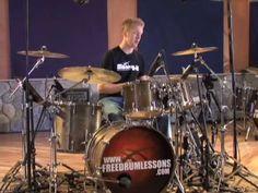 Funk Drum Beats - Drum Lessons