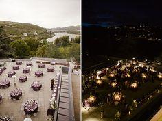 O casamento da Andrea e do Jean-Philippe no Douro. #casamento #Portugal #Douro #hotel