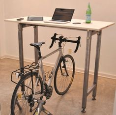 Why Standing Desks Should Be In Every >> 25 Best Standing Desk Hacks Images Desks Desk Desk Ideas