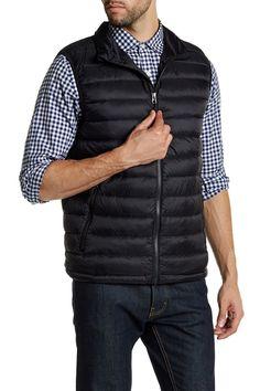 Sleeveless Puffer Vest