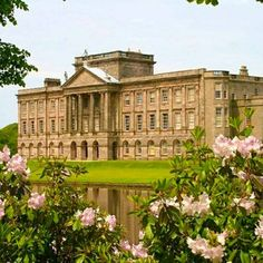 Pemberley - Pride and Prejudice I could so love in that