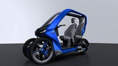 The aim of this project was to analyse how to reintroduce the BMW into the current market. Electric Bicycle, Electric Cars, Go Kart, Bmw C1, Tricycle Bike, Reverse Trike, E Scooter, New Bmw, City Car