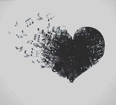 Tattoo ideas music notes quotes 48 Super Ideas - You are in the right place about Tattoo ideas music notes quotes 48 Super Ideas Tattoo Design And S - Musik Wallpaper, Heart Wallpaper, Wallpaper Art, Henne Tattoo, Art Disney, Music Drawings, Tattoo Feminina, Music Tattoos, Tatoos