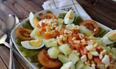 Ensalada de judías verdes: reto recetas sanas | Cocinar en casa es facilisimo.com