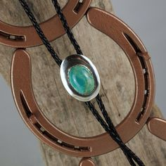 Turquoise Bolo Tie Turquoise Jewelry Mens Real Turquoise silver