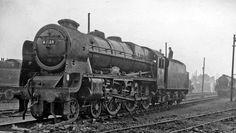 BR [ex LMS] 6P patriot Class ;REME' at Willesden