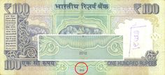 How to identify pre-2005 currency notes?!