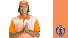 Rickie Fowler | US Open Script 2014 #golf #fashion #trendygolf #magazine