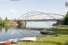 Paltamon sillat - Oulunjärvi Kainuu Paltamo sillat silta maantiesilta rautatiesilta rautatie maantie vene veneet venepaikat vesi