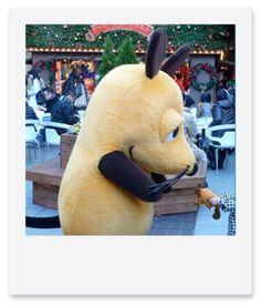 Die Maus in Christmas Market 2011 : 旅するマウス
