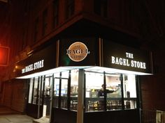 The Bagel Store, Brooklyn NY