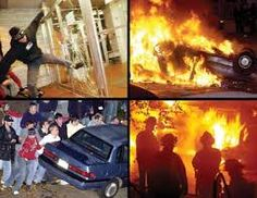 football riots - Google Search