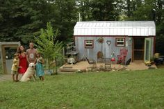 Yep, raising a family in a tiny house has several huge benefits that every parent should know.
