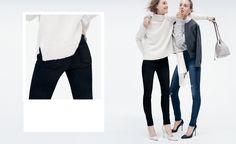 The New Skinny Jean, Alpaca Sweater (perfect for Christmas outfit)