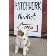 The Patchwork Market #patchworkmarket