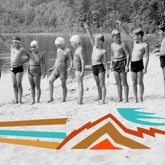 Vintage Summer Camp Shots