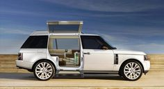 Range Rover QVR stretch