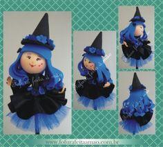 Boszorkányok PENCIL kék haj