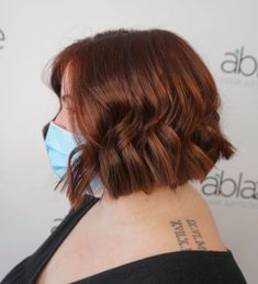 Layered hair is great but there is something about a blunt cut that just works. Having your hair all the same length can really make it easier to styl... Bob Cuts, Blunt Cuts, Blunt Hair, Layered Hair, Your Hair, Short Hair Styles, How To Make, Fashion, Bob Styles