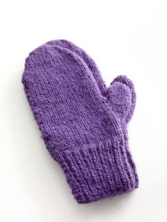 Ravelry: Easy-Knit Mittens pattern by Lion Brand Yarn Babyhutmuster geben frei Easy Knit Mittens pattern by Lion Brand Yarn Crochet Mittens Free Pattern, Knit Mittens, Knitted Gloves, Crochet Yarn, Knitting Patterns Free, Free Knitting, Baby Knitting, Crochet Patterns, Easy Patterns