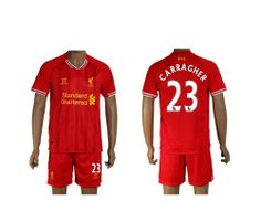 Maillot de Foot Liverpool (23 Carragher) Domicile Warrior Collection 2013 2014 rouge Pas Cher http://www.korsel.net/maillot-de-foot-liverpool-23-carragher-domicile-warrior-collection-2013-2014-rouge-pas-cher-p-2364.html