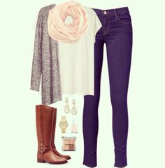 Perfect outfit for my michael kors boots