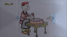 Ce miros au meseriile? de Gianni Rodari Make It Yourself, Disney Characters