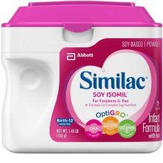 Similac 1.45 Lb. Soy Isomil Formula