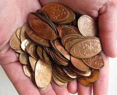 elongated penny - Google Search