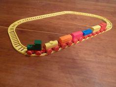 Toy Train Set by sconine - Thingiverse