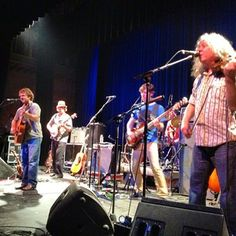Railroad Earth at the Emerson Theater :: Bozeman, MT