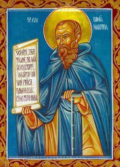 Sfântul Cuvios Daniil Sihastrul