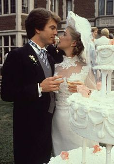 cliff and nina all my children | Cliff and Nina Warner (Peter Bergman and Taylor Miller).
