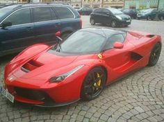 First Ferrari LaFerrari in the Czech Republic