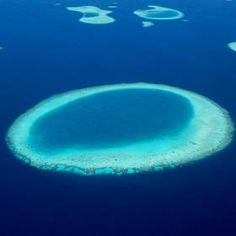 Reefs of the Maldives