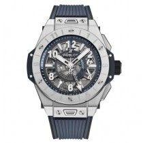 Hublot Big Bang Unico GMT Titanio 45MM Hombres's Reloj 471.NX.7112.RX
