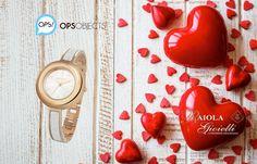 #Love is #Glitter!  Su WWW.RAIOLAGIOIELLIBOSCOREALE.IT Scopri la nuova collezione #OpsGlitter Il regalo perfetto per #SanValentino <3 #RaiolaGioielliBoscoreale #SoloCoseBelle #OpsObjects #OpsLove #WeAllLoveOps #ValentinesDay #Trend #Fashion #Watches #Orologio #Moda #Tendenze #Jewel #Jewelry #Boscoreale