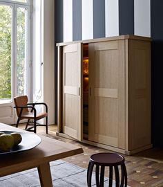 Storage Unit: CONVIVIUM - Collection: Maxalto - Design: Antonio Citterio