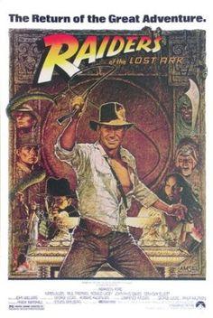 Indiana Jones Poszukiwacze zaginionej Arki - plakat