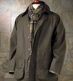 barbour, looks great