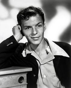 "Francis Albert ""Frank"" Sinatra (December 12, 1915 – May 14, 1998)."