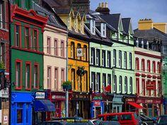 Cobh, County Cork - Ireland