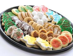 christmas cookie trays | Home > Cookies > Der Dutchman Christmas Cookie Trays