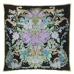 Royal Collection Savigny Ebony Cushion
