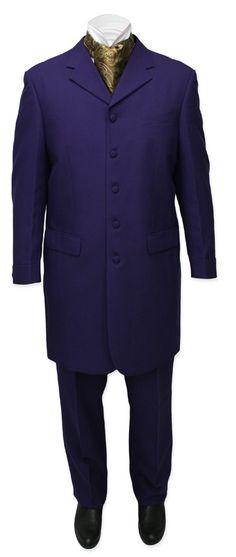3-piece Jarvis Frock Suit - Purple