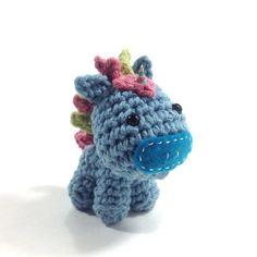 Amigurumi Unicorn.