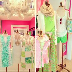 Lilly Pulitzer Spring Collection