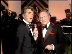 """Apr 6, 1977: Taping of the TV Special """"Sinatra and Friends"""" today and tomorrow."""