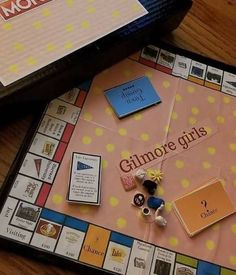 Gilmore Girls Monopoly
