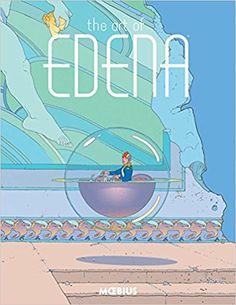 Moebius Library: The Art of Edena: Amazon.co.uk: Moebius: 9781506703213: Books